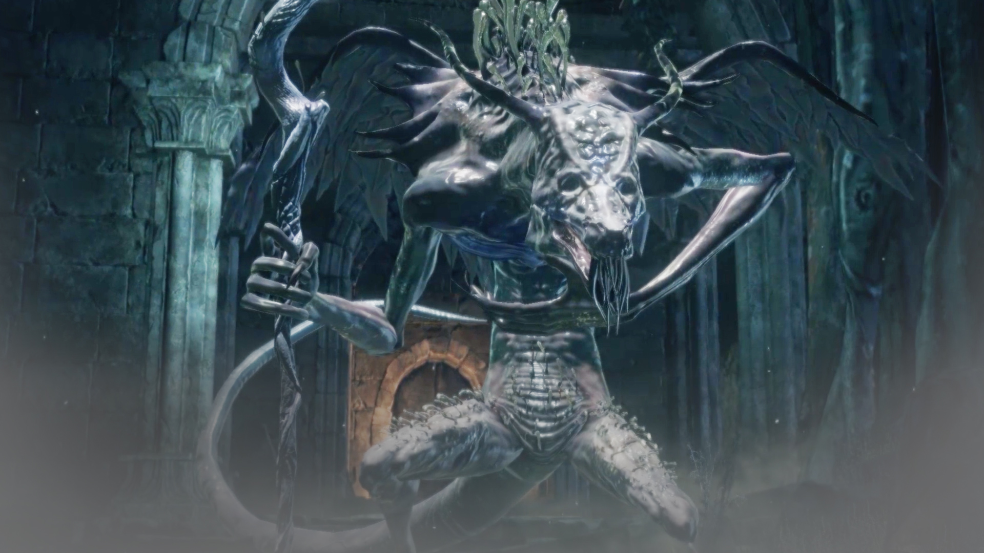 Oceiros, the Consumed King Image