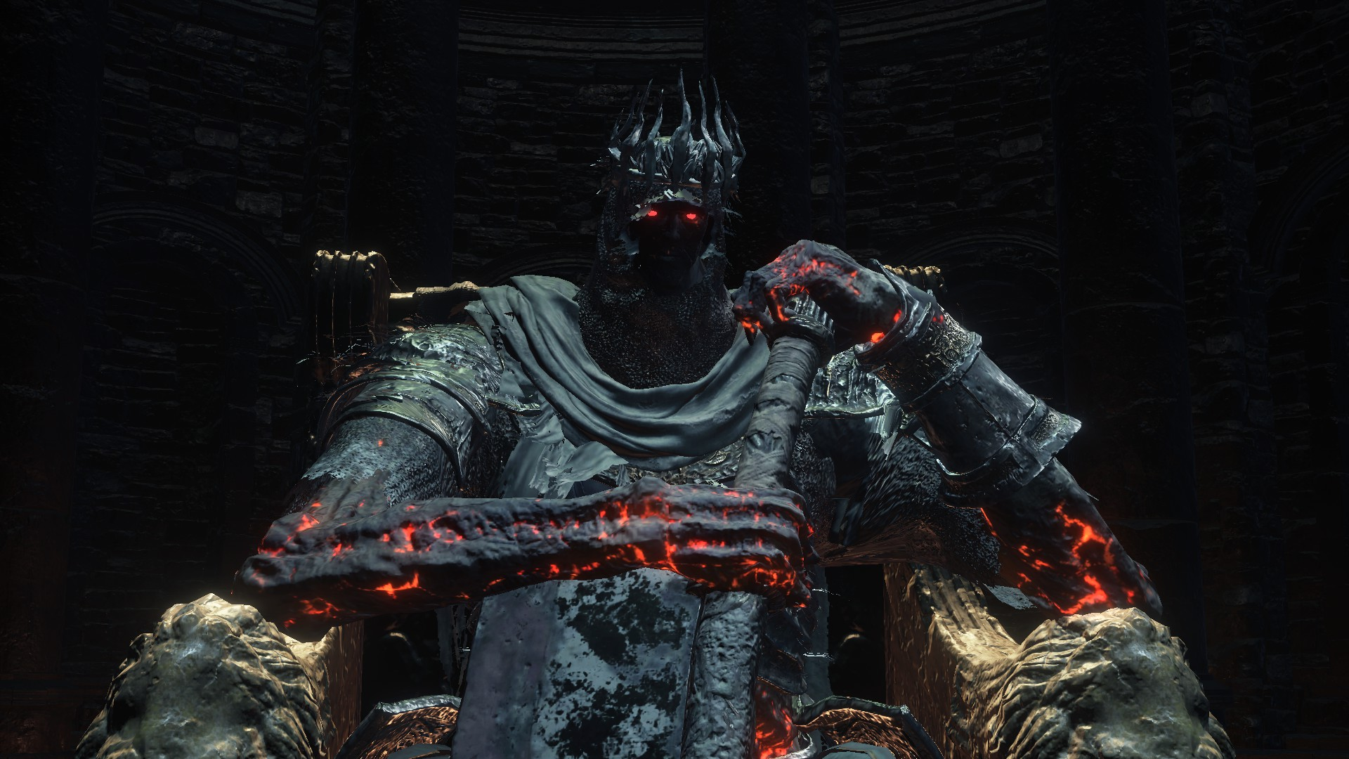Yhorm the Giant Image