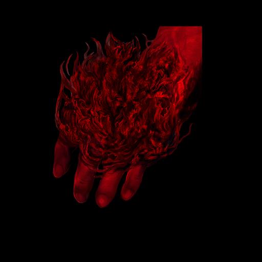 Dark Hand Image