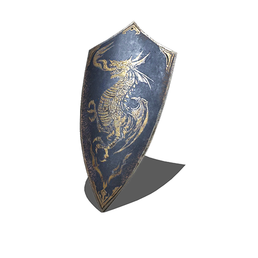 Dragon Crest Shield Image
