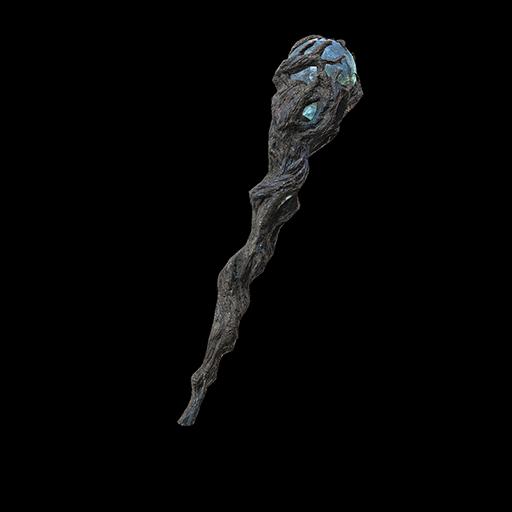 Sage's Crystal Staff Image