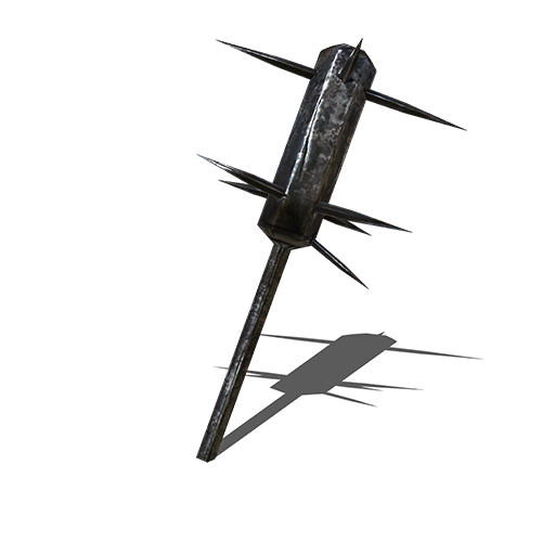 Spiked Mace Image