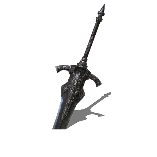 Wolf Knight's Greatsword Image