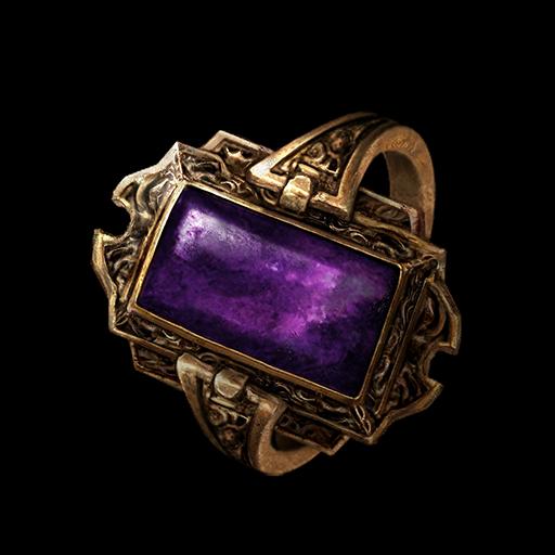 Dark Stoneplate Ring Image