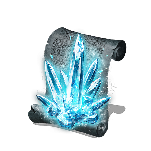 Crystal Storm Image