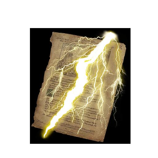 Great Lightning Spear Image